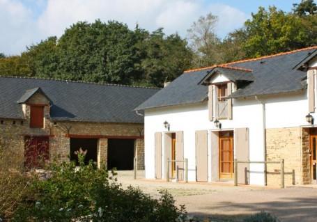 Domaine de bodeuc nivillac manoir de charme for Piscine nivillac
